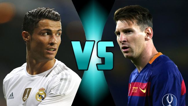 Ronaldo vs Messi, la sfida eterna a suon di goal - VIDEO