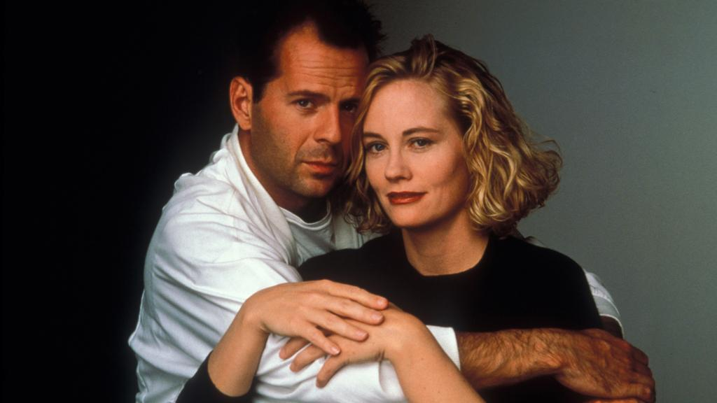 Moonlighting Serie Tv anni 80 con Bruce Willis